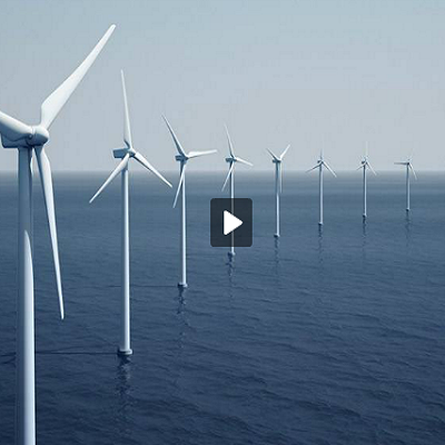 Un chercheur, une question… Comment les éoliennes résistent-elles en mer?