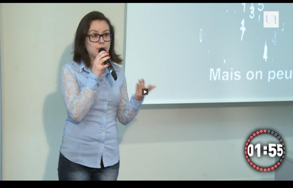 Ma thèse en 180 secondes 2016 – Lara HAWCHAR sélectionnée pour la finale interrégionale