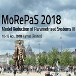 MoRePaS 2018 – Model Reduction of Parametrized Systems IV – 10-13 avril 2018