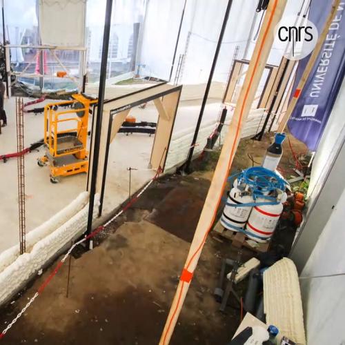 Projet Yhnova – A Nantes, une maison construite par impression 3D