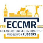 ECCMR 2019 – European Conference on Constitutive Models for Rubber – 25-27 juin 2019