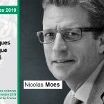 Nicolas Moës, lauréat 2019 du prix ONERA-Sciences mécaniques pour l'aéronautique et l'aérospatial