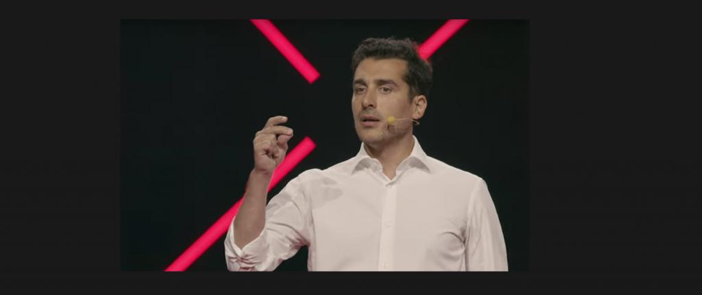 """Conférence TEDx de Ioannis Stefanou """"Maitriser les séismes… et pourquoi pas ?"""""""